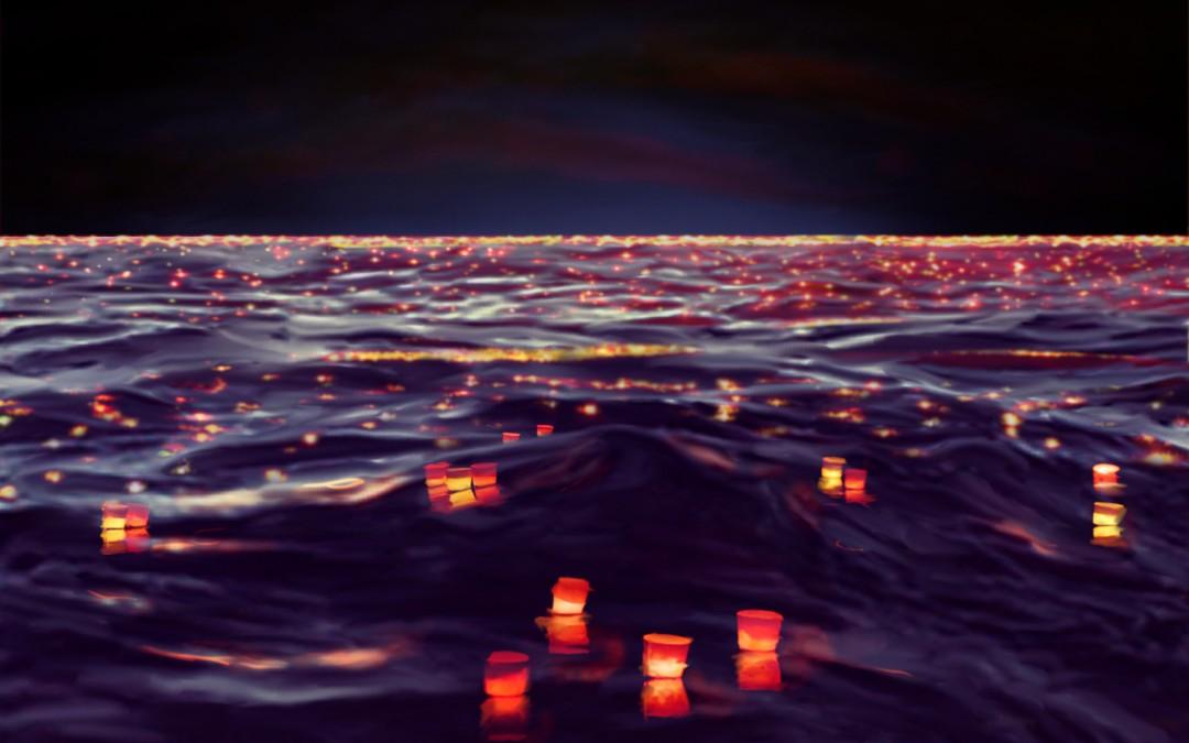 MM/Ausland: Lichterfest des Acoatlan in Castoratt auf Sarys (Südliches Inselkönigreich)